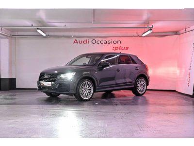 Audi Q2 35 TDI 150 S tronic 7 Design Luxe occasion