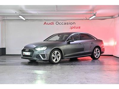 Audi A4 35 TDI 163 S tronic 7 S line occasion