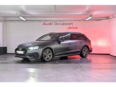 Audi A4 Avant 35 TFSI 150 S tronic 7 S line occasion