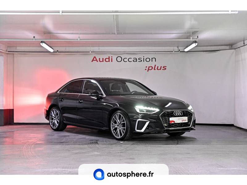 AUDI A4 35 TDI 163 S TRONIC 7 S LINE - Photo 1