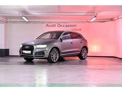 Audi Q3 2.0 TFSI 180 ch S tronic 7 Quattro Ambition Luxe occasion