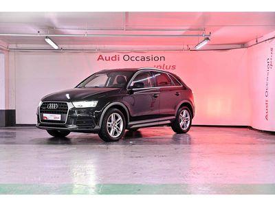 Audi Q3 2.0 TDI 184 ch S tronic 7 Quattro Ambition Luxe occasion