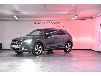 Audi Q2 1.4 TFSI COD 150 ch S tronic 7 Design Luxe occasion