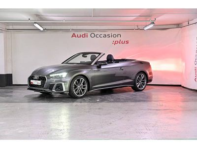Audi A5 Cabriolet 40 TFSI 204 S tronic 7 S Line occasion