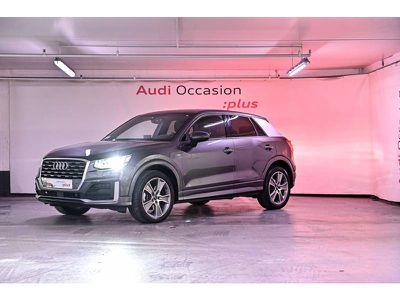 Audi Q2 1.0 TFSI 116 ch S tronic 7 S Line occasion