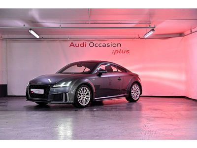 Audi Tt Coupe 40 TFSI 197 S tronic 7 S line occasion