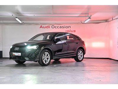Audi Q3 Sportback 35 TFSI 150 ch S tronic 7 S line occasion