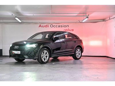 Audi Q3 Sportback 35 TFSI 150 ch S tronic 7 S line occasion