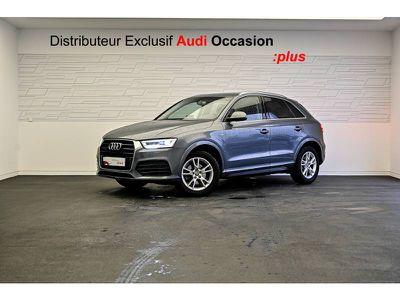 Audi Q3 2.0 TDI 150 ch S tronic 7 Quattro Ambition Luxe occasion