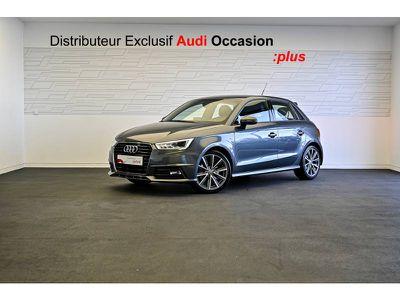 Audi A1 Sportback 1.4 TFSI 125 S tronic 7 S line occasion