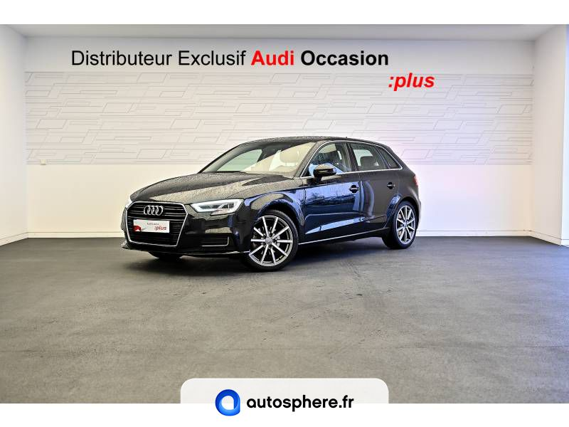 AUDI A3 SPORTBACK 35 TFSI COD 150 S TRONIC 7 DESIGN LUXE - Photo 1