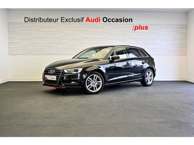 Audi A3 Sportback 1.4 TFSI COD ultra 150 Ambition Luxe S tronic 7 occasion