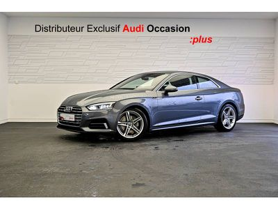 Audi A5 2.0 TDI 190 S tronic 7 S Line occasion