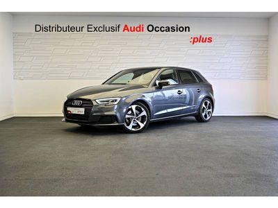 Audi A3 Sportback 2.0 TFSI 190 S tronic 7 Quattro S Line occasion