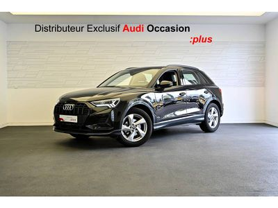Audi Q3 35 TDI 150 ch S tronic 7 Design Luxe occasion