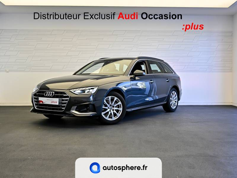 AUDI A4 AVANT 35 TDI 163 S TRONIC 7 BUSINESS LINE - Photo 1