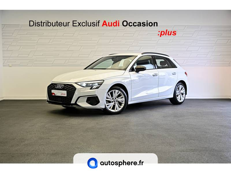 AUDI A3 SPORTBACK 35 TDI 150 S TRONIC 7 DESIGN LUXE - Photo 1