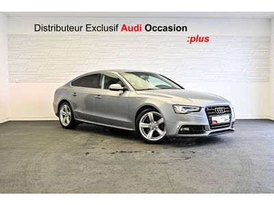 AUDI A5 SPORTBACK 2.0 TDI 150 CLEAN DIESEL BUSINESS LINE MULTITRONIC A - Miniature 3