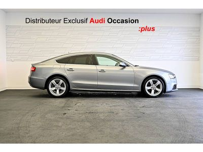 AUDI A5 SPORTBACK 2.0 TDI 150 CLEAN DIESEL BUSINESS LINE MULTITRONIC A - Miniature 4