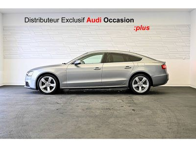 AUDI A5 SPORTBACK 2.0 TDI 150 CLEAN DIESEL BUSINESS LINE MULTITRONIC A - Miniature 5
