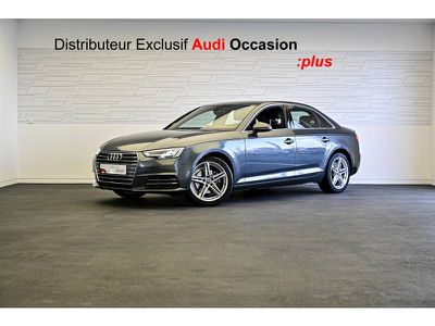 Audi A4 2.0 TDI 150 S tronic 7 S line occasion