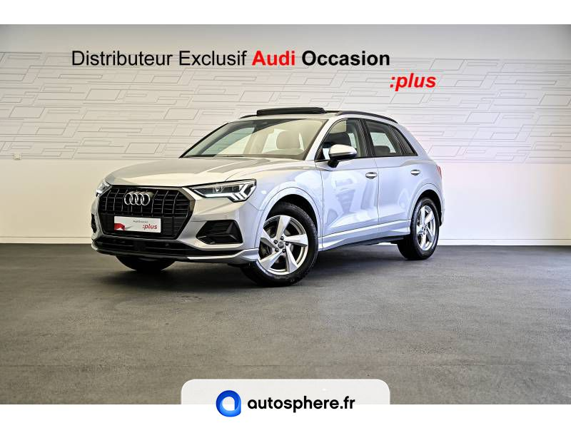 AUDI Q3 35 TFSI 150 CH S TRONIC 7 DESIGN LUXE - Photo 1
