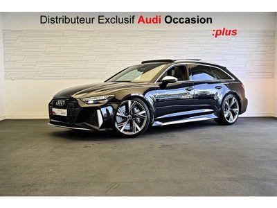 Audi Rs6 Avant V8 4.0 TFSI 600 Tiptronic 8 Quattro  occasion