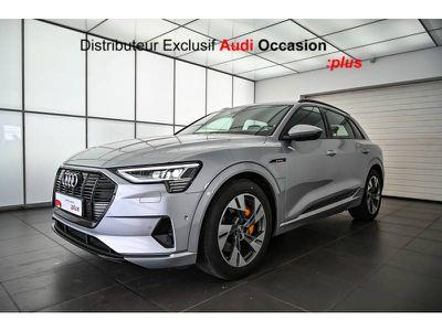 Audi E-tron 50 quattro 313 ch Avus occasion