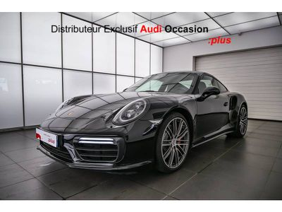 Porsche 911 Turbo Coupe 3.8i 540 PDK A occasion