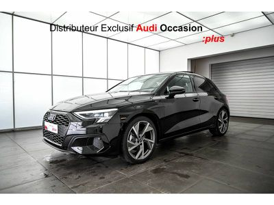 Audi A3 Sportback 35 TFSI 150 S tronic 7 Design Luxe occasion