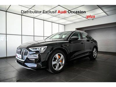 Audi E-tron Sportback 55 quattro 408 ch Avus occasion