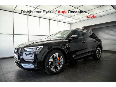 Audi E-tron 55 quattro 408 ch Avus occasion