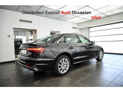 AUDI A4 35 TDI 163 S TRONIC 7 BUSINESS LINE - Miniature 4