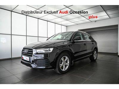Audi Q3 2.0 TDI 150 ch S tronic 7 Quattro Ambiente occasion