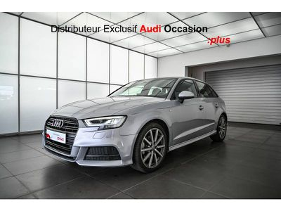 Audi A3 Sportback 35 TFSI CoD 150 S tronic 7 Design Luxe occasion