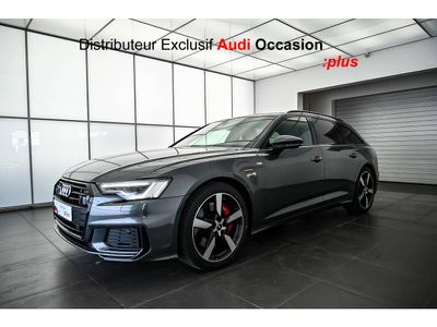 Audi A6 Avant 55 TFSIe 367 ch S tronic 7 Quattro Competition occasion