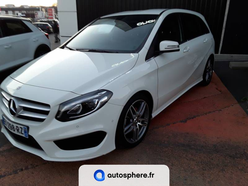 MERCEDES CLASSE B 180 7-G DCT SPORT EDITION - Photo 1