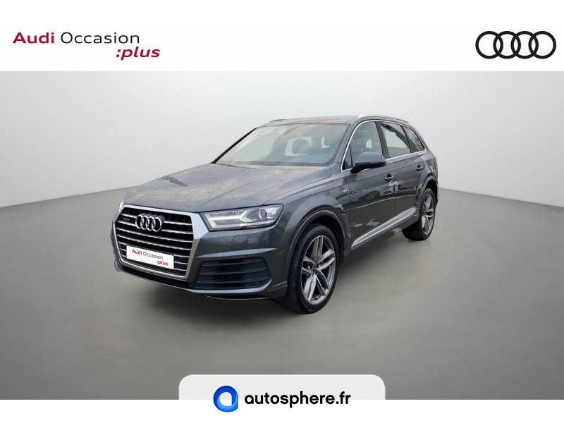 AUDI Q7 3.0 V6 TDI CLEAN DIESEL 272 TIPTRONIC 8 QUATTRO 7PL S LINE - Photo 1
