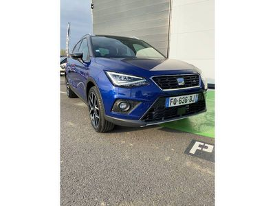 Seat Arona 1.0 EcoTSI 115 ch Start/Stop DSG7 FR occasion