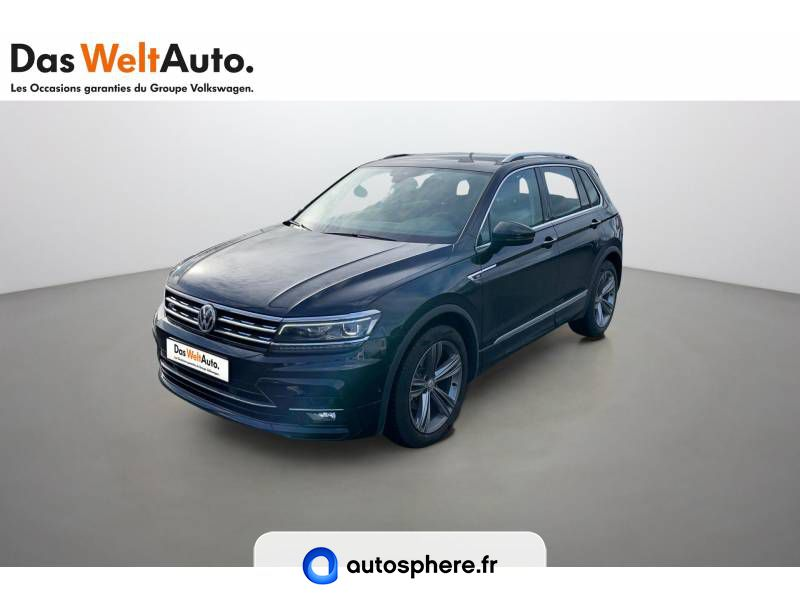 VOLKSWAGEN TIGUAN 2.0 TDI 150 DSG7 MATCH - Photo 1