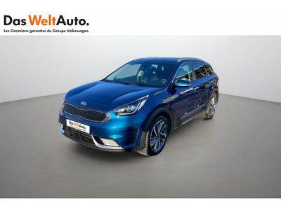 Kia Niro Hybrid 1.6 GDi 105 ch + Electrique 43.5 ch DCT6 Design occasion