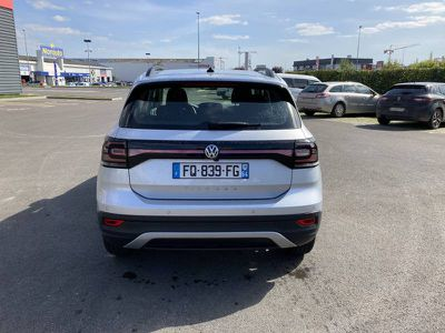 Volkswagen T-cross 1.0 TSI 115 Start/Stop BVM6 Lounge occasion