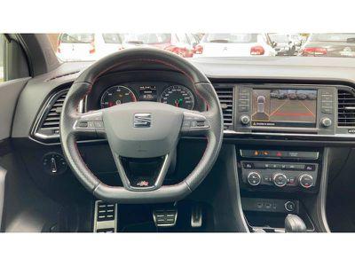 SEAT ATECA 2.0 TDI 190 CH START/STOP DSG7 4DRIVE FR - Miniature 4