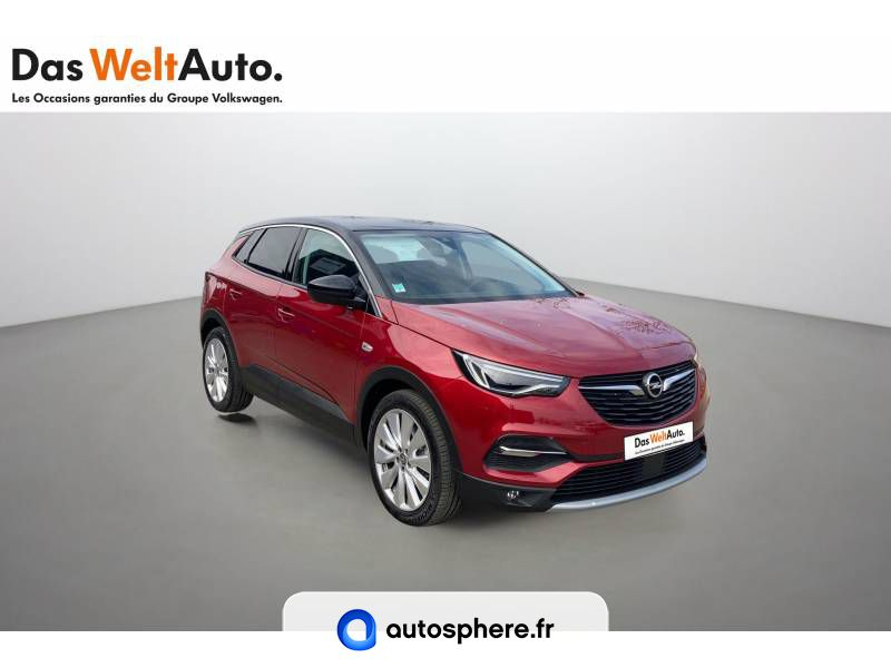 OPEL GRANDLAND X 2.0 DIESEL 177 CH BVA8 ULTIMATE - Photo 1