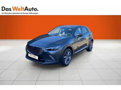 Mazda Cx-3 2.0L Skyactiv-G 150 4x4 Exclusive Edition occasion