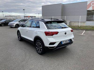 Volkswagen T-roc 1.0 TSI 110 Start/Stop BVM6 United occasion
