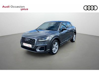 Audi Q2 30 TFSI 116 S tronic 7 S Line occasion