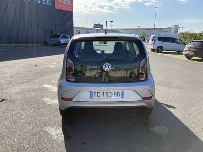 Volkswagen Up! 1.0 60 BlueMotion Technology BVM5 Up! Connect occasion
