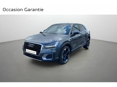 Audi Q2 1.6 TDI 116 ch S tronic 7 S Line occasion