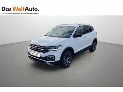 Volkswagen T-cross 1.0 TSI 115 Start/Stop BVM6 Carat occasion
